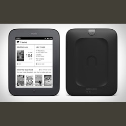 Nook Simple Touch Reader – First Month