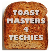 Toastmasters for Techies